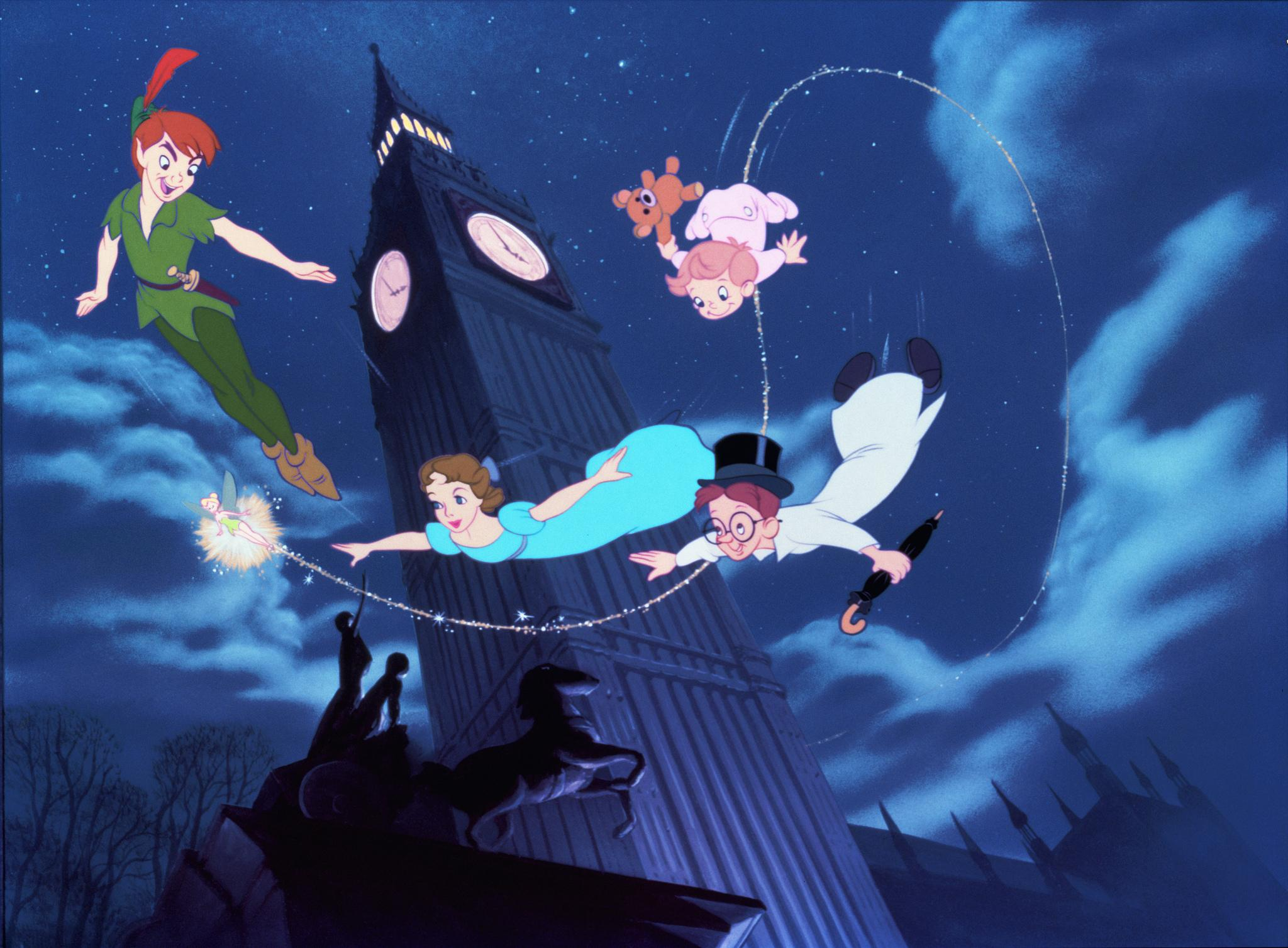 Disney Developing Live-Action Peter Pan