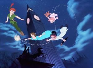 Disney Developing Live-Action Peter Pan