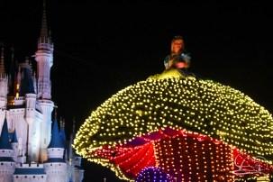 Walt Disney World Day 2 - Magic Kingdom-121