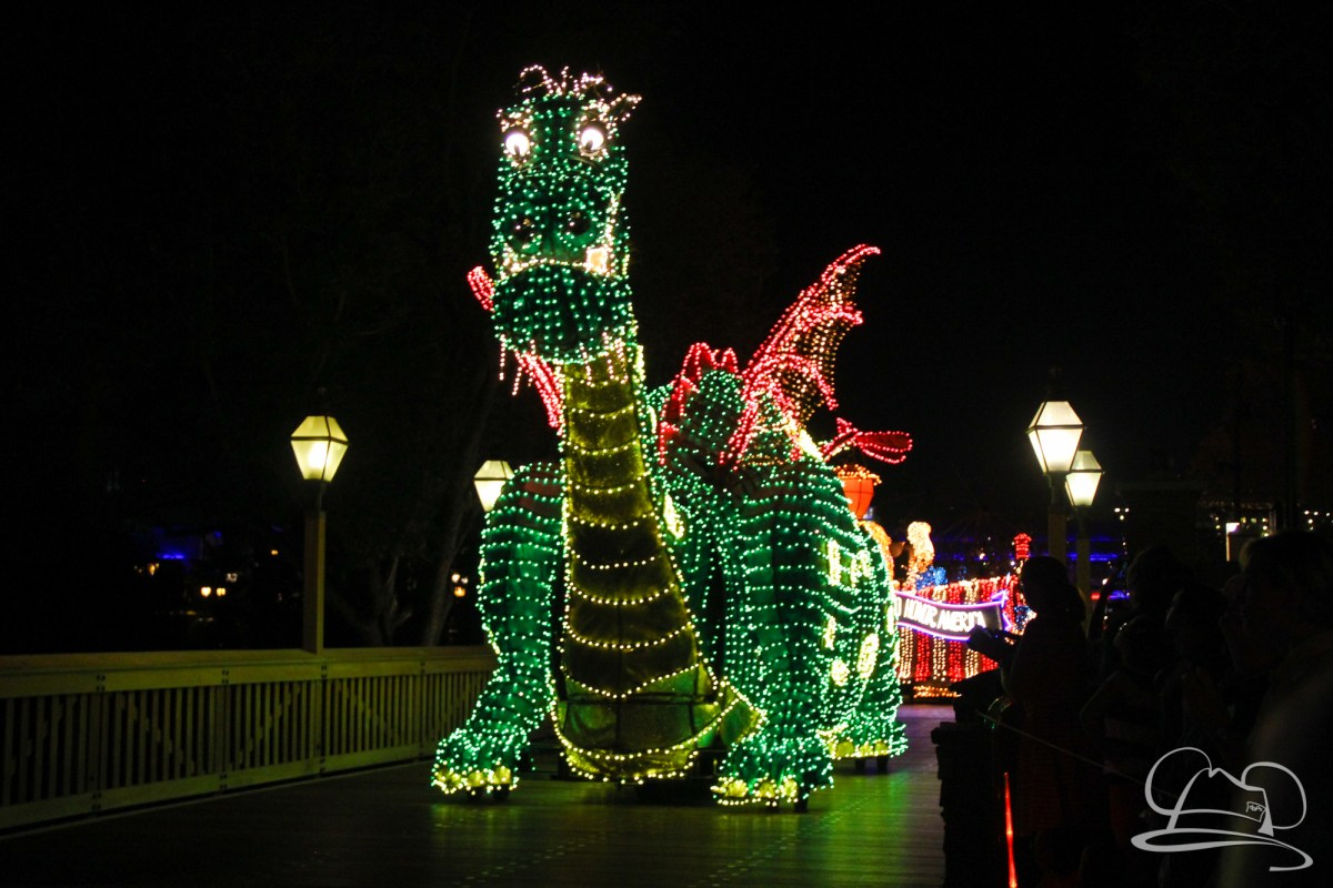 The Main Street Electrical Parade - 45 Years of Memories