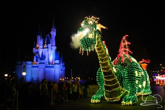 Walt Disney World Day 2 - Magic Kingdom-156