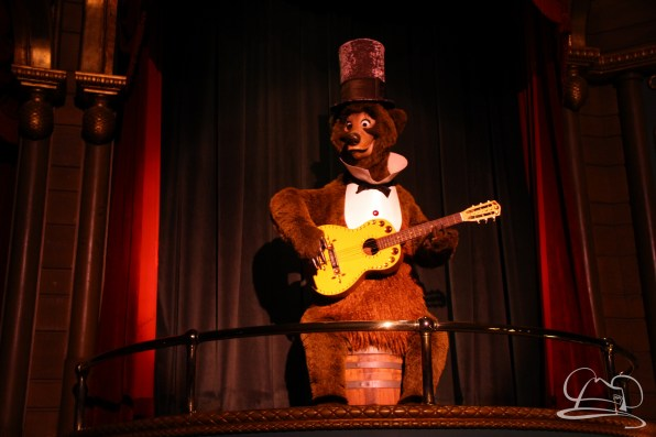 Walt Disney World Day 2 - Magic Kingdom-43