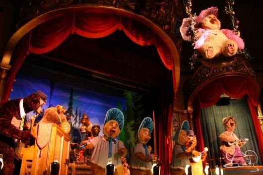 Walt Disney World Day 2 - Magic Kingdom-60