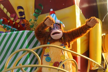 Walt Disney World Day 2 - Magic Kingdom-70