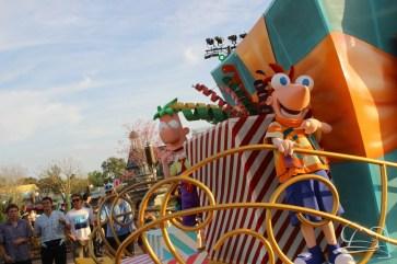 Walt Disney World Day 2 - Magic Kingdom-71