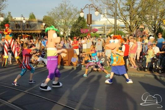 Walt Disney World Day 2 - Magic Kingdom-76