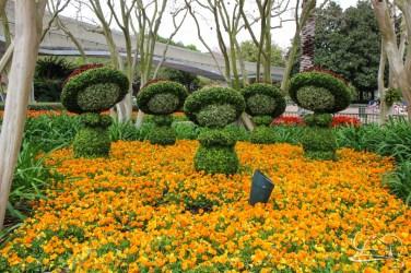 Walt Disney World Day 3 - Epcot and Magic Kingdom-14