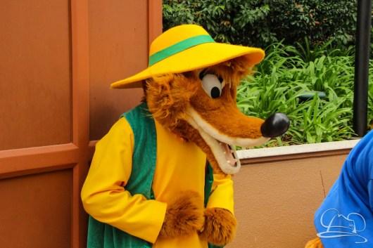 Walt Disney World Day 3 - Epcot and Magic Kingdom-34