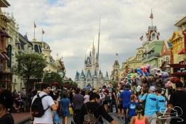 Walt Disney World Day 3 - Epcot and Magic Kingdom-50