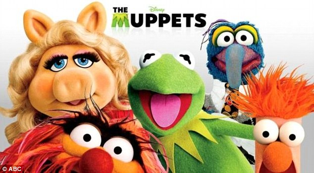 ABC Muppets