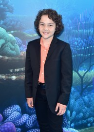 HOLLYWOOD, CA - JUNE 08: Actor Hayden Rolence attends The World Premiere of Disney-Pixar's FINDING DORY on Wednesday, June 8, 2016 in Hollywood, California. (Photo by Alberto E. Rodriguez/Getty Images for Disney) *** Local Caption *** Hayden Rolence