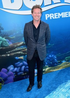 HOLLYWOOD, CA - JUNE 08: Director/screenwriter Andrew Stanton attends The World Premiere of Disney-Pixar's FINDING DORY on Wednesday, June 8, 2016 in Hollywood, California. (Photo by Alberto E. Rodriguez/Getty Images for Disney) *** Local Caption *** Andrew Stanton