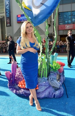 HOLLYWOOD, CA - JUNE 08: Tv personality Holly Madison attends The World Premiere of Disney-Pixar's FINDING DORY on Wednesday, June 8, 2016 in Hollywood, California. (Photo by Alberto E. Rodriguez/Getty Images for Disney) *** Local Caption *** Holly Madison