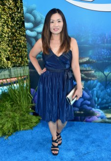 HOLLYWOOD, CA - JUNE 08: Jewelry designer Alex Woo attends The World Premiere of Disney-Pixar's FINDING DORY on Wednesday, June 8, 2016 in Hollywood, California. (Photo by Alberto E. Rodriguez/Getty Images for Disney) *** Local Caption *** Alex Woo