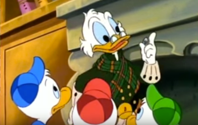 Ducktales - Once Upon a Dime