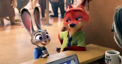 Zootopia - At the DMV
