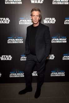 LONDON, ENGLAND - JULY 15: Ben Mendelsohn at the Star Wars Celebration at ExCel on July 15, 2016 in London, England. (Photo by Ben A. Pruchnie/Getty Images for Walt Disney Studios) *** Local Caption *** Ben Mendelsohn