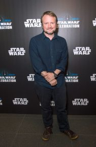 LONDON, ENGLAND - JULY 17: Rian Johnson, director of Star Wars Episode VIII, attends the Star Wars Celebration 2016 at ExCel on July 17, 2016 in London, England. (Photo by Ben A. Pruchnie/Getty Images for Walt Disney Studios) *** Local Caption *** Rian Johnson