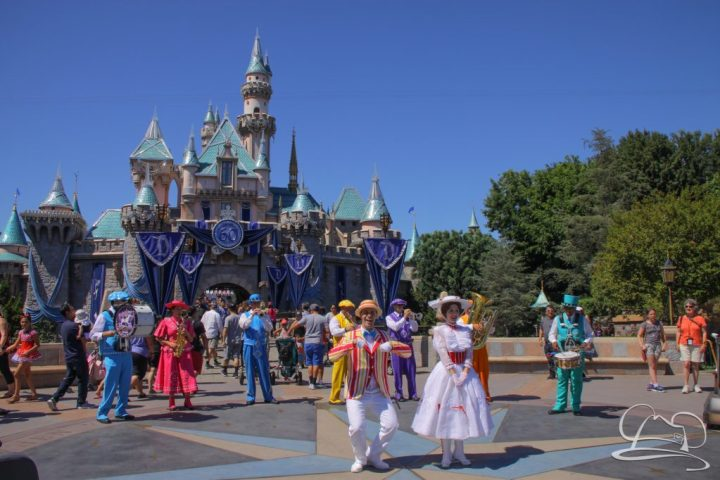Disneyland Resort July 10, 2016-17