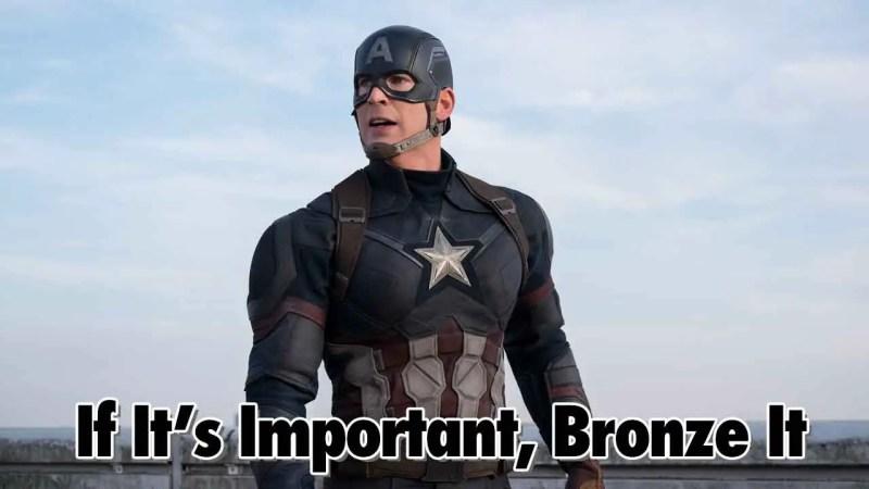 If It's Important, Bronze It - Geeks Corner - Episode 540