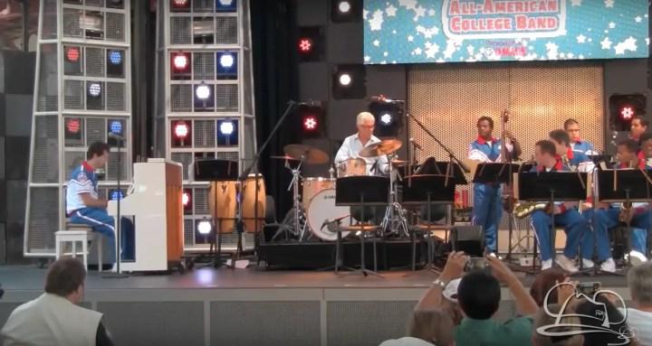 Gregg Field & Disneyland Resort 2016 All-American College Band