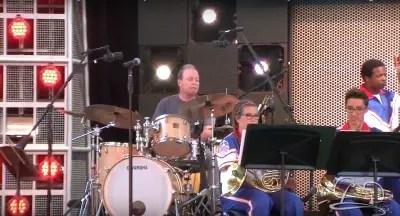 Steve Houghton & Disneyland Resort 2016 All-American College Band