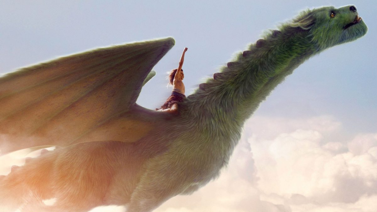 Pete's Dragon – Mr. DAPs Home Entertainment Review