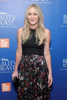 "NEW YORK, NY - SEPTEMBER 18: Linda Larkin attends the special screening of Disney's ""Beauty and the Beast"" to celebrate the 25th Anniversary Edition release on Blu-Ray and DVD on September 18, 2016 in New York City. (Photo by Neilson Barnard/Getty Images for Walt Disney Studios Home Entertainment) *** Local Caption *** Linda Larkin"