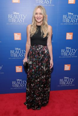 """NEW YORK, NY - SEPTEMBER 18: Linda Larkin attends the special screening of Disney's """"Beauty and the Beast"""" to celebrate the 25th Anniversary Edition release on Blu-Ray and DVD on September 18, 2016 in New York City. (Photo by Neilson Barnard/Getty Images for Walt Disney Studios Home Entertainment) *** Local Caption *** Linda Larkin"""