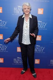 "NEW YORK, NY - SEPTEMBER 18: Angela Lansbury attends the special screening of Disney's ""Beauty and the Beast"" to celebrate the 25th Anniversary Edition release on Blu-Ray and DVD on September 18, 2016 in New York City. (Photo by Neilson Barnard/Getty Images for Walt Disney Studios Home Entertainment) *** Local Caption *** Angela Lansbury"