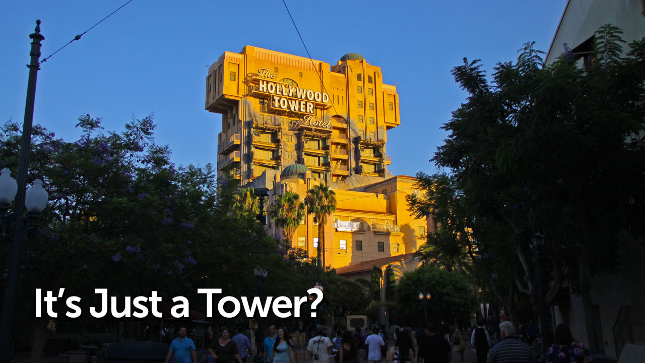 It's Just a Tower? - Geeks Corner - Episode 551