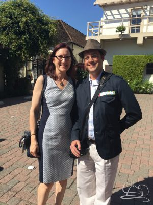 Mr. DAPs & Lisa Henson