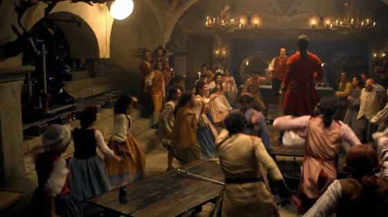 Live-Action Beauty and the Beast - Gaston