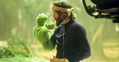 Jim Henson & Kermit the Frog