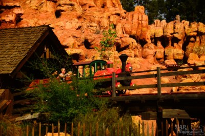 bigthunder top 5 disneyland attractions