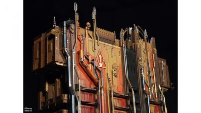 Guardians of the Galaxy – Mission: BREAKOUT! Model