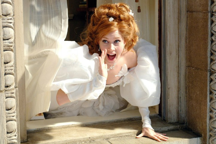 ENCHANTED, Amy Adams, 2007. ©Buena Vista Pictures/courtesy Everett Collection