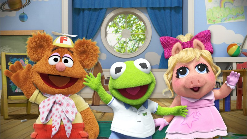 Muppet Babies Reboot Coming to Disney Jr.