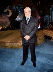 "HOLLYWOOD, CA - NOVEMBER 14: Director Ron Clements attends The World Premiere of Disney's ""MOANA"" at the El Capitan Theatre on Monday, November 14, 2016 in Hollywood, CA. (Photo by Alberto E. Rodriguez/Getty Images for Disney) *** Local Caption *** Ron Clements"