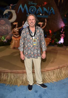 """HOLLYWOOD, CA - NOVEMBER 14: Composer Mark Mancina attends The World Premiere of Disney's """"MOANA"""" at the El Capitan Theatre on Monday, November 14, 2016 in Hollywood, CA. (Photo by Alberto E. Rodriguez/Getty Images for Disney) *** Local Caption *** Mark Mancina"""