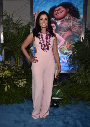 """HOLLYWOOD, CA - NOVEMBER 14: Actress Dayanara Torres attends The World Premiere of Disney's """"MOANA"""" at the El Capitan Theatre on Monday, November 14, 2016 in Hollywood, CA. (Photo by Alberto E. Rodriguez/Getty Images for Disney) *** Local Caption *** Dayanara Torres"""