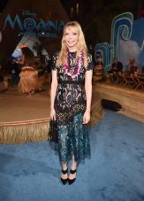 """HOLLYWOOD, CA - NOVEMBER 14: Actress Riki Lindhome attends The World Premiere of Disney's """"MOANA"""" at the El Capitan Theatre on Monday, November 14, 2016 in Hollywood, CA. (Photo by Alberto E. Rodriguez/Getty Images for Disney) *** Local Caption *** Riki Lindhome"""