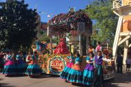 First Princess Elena's Musical Grand Arrival - Disney California Adventure