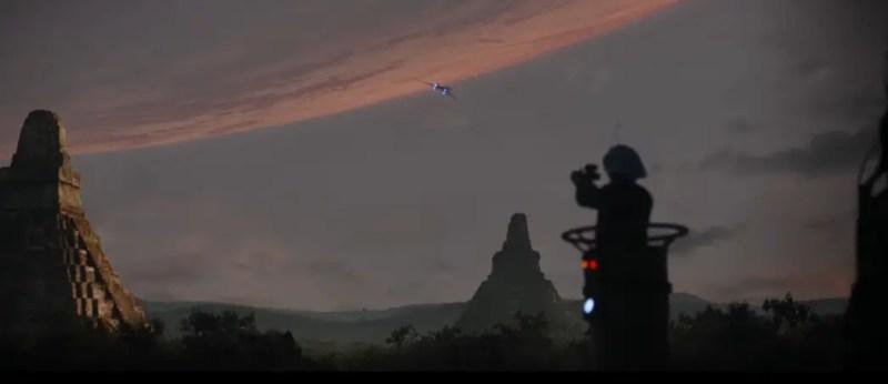Rogue One: A Star Wars Story - Yavin IV