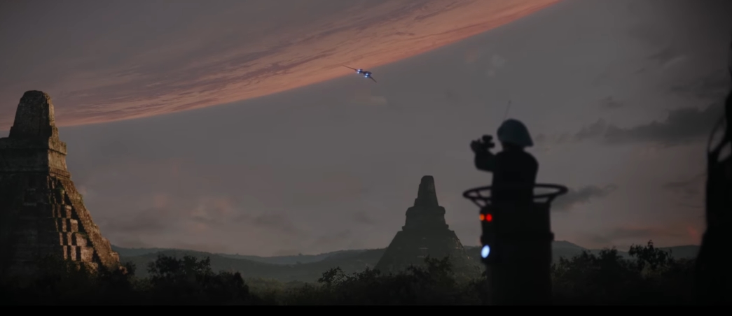 Rogue One: A Star Wars Story - Yavin IV