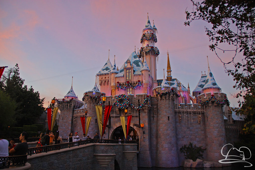 Sleeping Beauty's Winter Castle - Disneyland