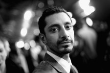 """HOLLYWOOD, CA - DECEMBER 10: (EDITORS NOTE: Image has been shot in black and white. Color version not available.) Actor Riz Ahmed attends The World Premiere of Lucasfilm's highly anticipated, first-ever, standalone Star Wars adventure, """"Rogue One: A Star Wars Story"""" at the Pantages Theatre on December 10, 2016 in Hollywood, California. (Photo by Charley Gallay/Getty Images for Disney) *** Local Caption *** Riz Ahmed"""