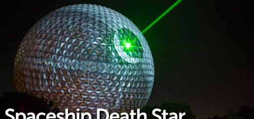 Spaceship Death Star - Geeks Corner - Episode 610