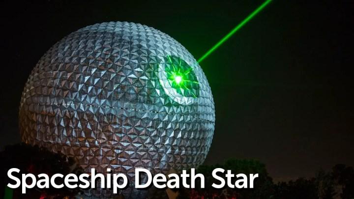 Spaceship Death Star - Geeks Corner - Episode 610