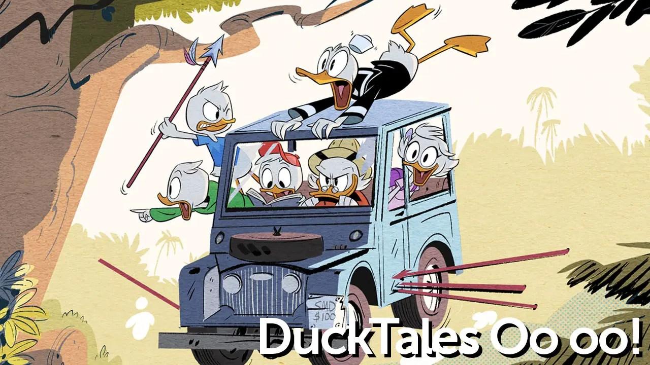 DuckTales Oo oo! - Geeks Corner - Episode 611